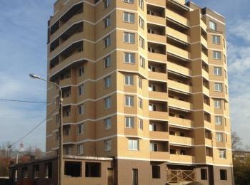 Новостройка Жилой дом на ул. Полосухина